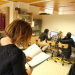 Atelier de phonétique au CILFA