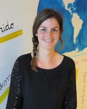 Marie Secrétaire CILFA
