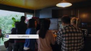 La cafeteria du CILFA