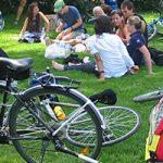 cilfacyclette Cours de Français et Velo dans les Alpes