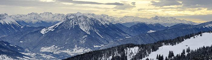 LEs Alpes Français