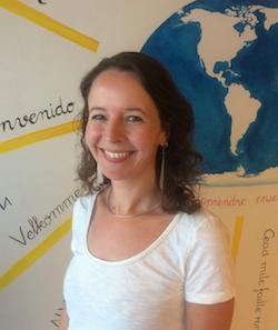Virginie Professeure CILFA