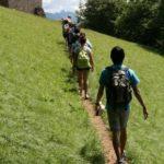 Randonnée vers le Mont Veyrier avec le CILFA