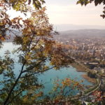 Vue sur Annecy et l'Impérial