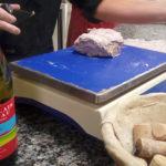 Le pain au Beaujolais Nouveau