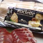 Différentes sortes de raclette