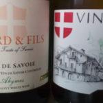Des vins blancs de Savoie