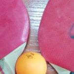 Empruntez des raquettes de tennis de table au CILFA !