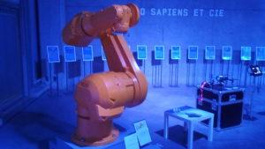 Ce robot peut soulever 150 kilos de manière répétitive