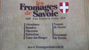 Les fromages les plus réputés de Savoie