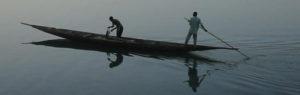 Le fleuve Niger en Afrique de l'ouest