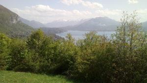 La vue depuis Talabar