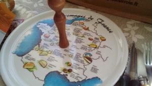 Chaque région a de nombreux fromages