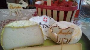 Des fromages forts en goût
