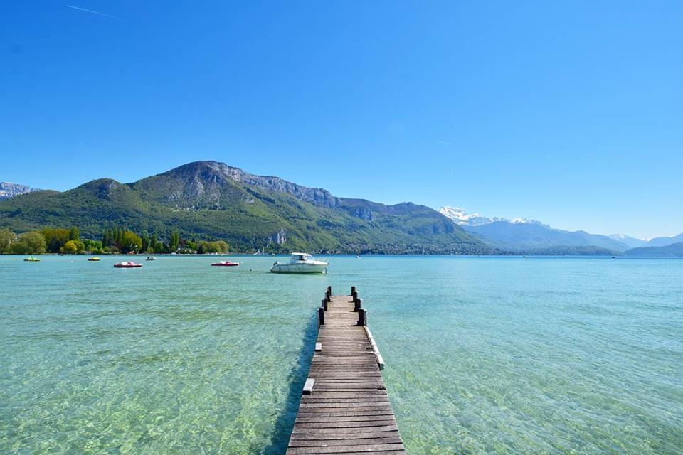 La Lac d'Annecy
