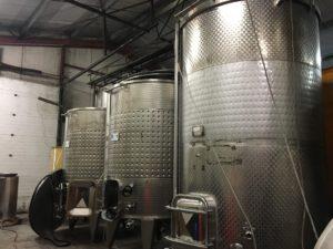 L'exploitation viticole